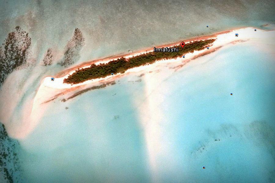 Innafushi island