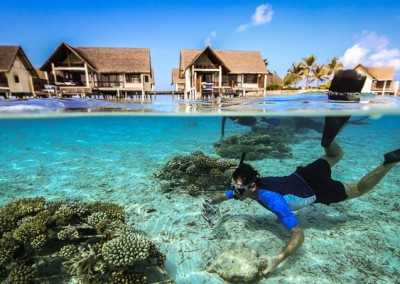 Four Seasons Resort Maldives at Kuda Huraa (2001-)