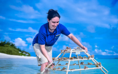 "Our Ongoing ""Marine Savers"" Work with Four Seasons"