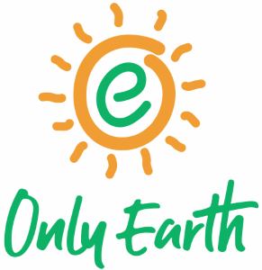 Only Earth logo