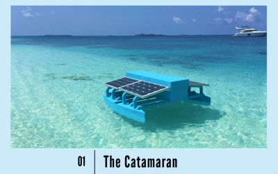 AI 4 Corals: our Autonomous Reef-Monitoring Catamaran