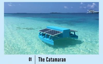 AI 4 Corals: Developing our Autonomous Reef-Monitoring Catamaran