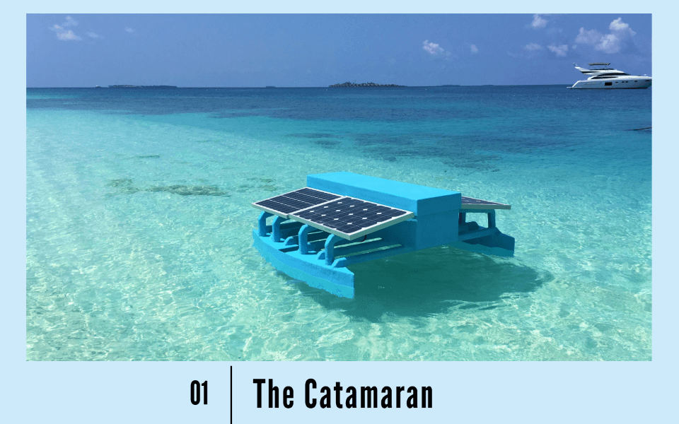 AI 4 Corals: our Autonomous Reef-Monitoring Catamaran