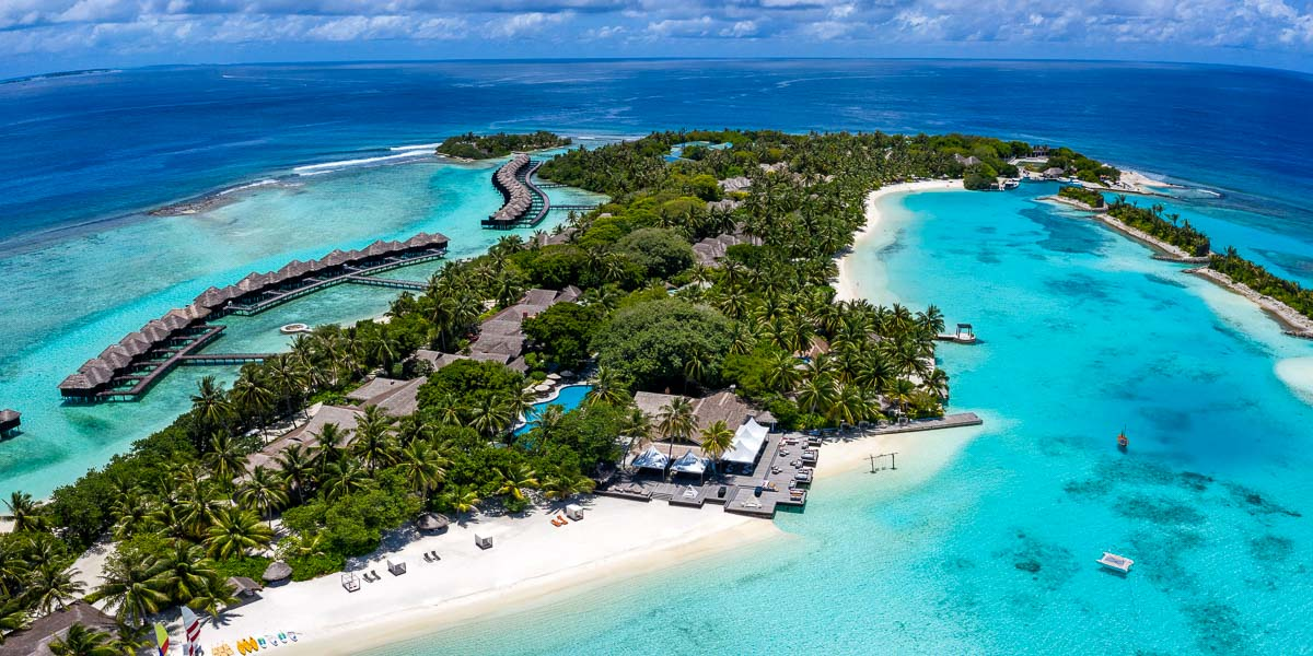 Reefscapers coral propagation at Sheraton Maldives